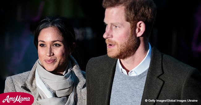 Prince Harry and Duchess Meghan return to Kensington palace after Royal wedding weekend