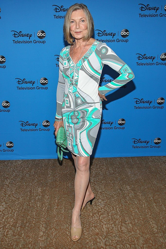 Susan Sullivan attends the 2013 Summer TCA Tour at the Beverly Hilton Hotel in August 2013 | Photo: Getty Images