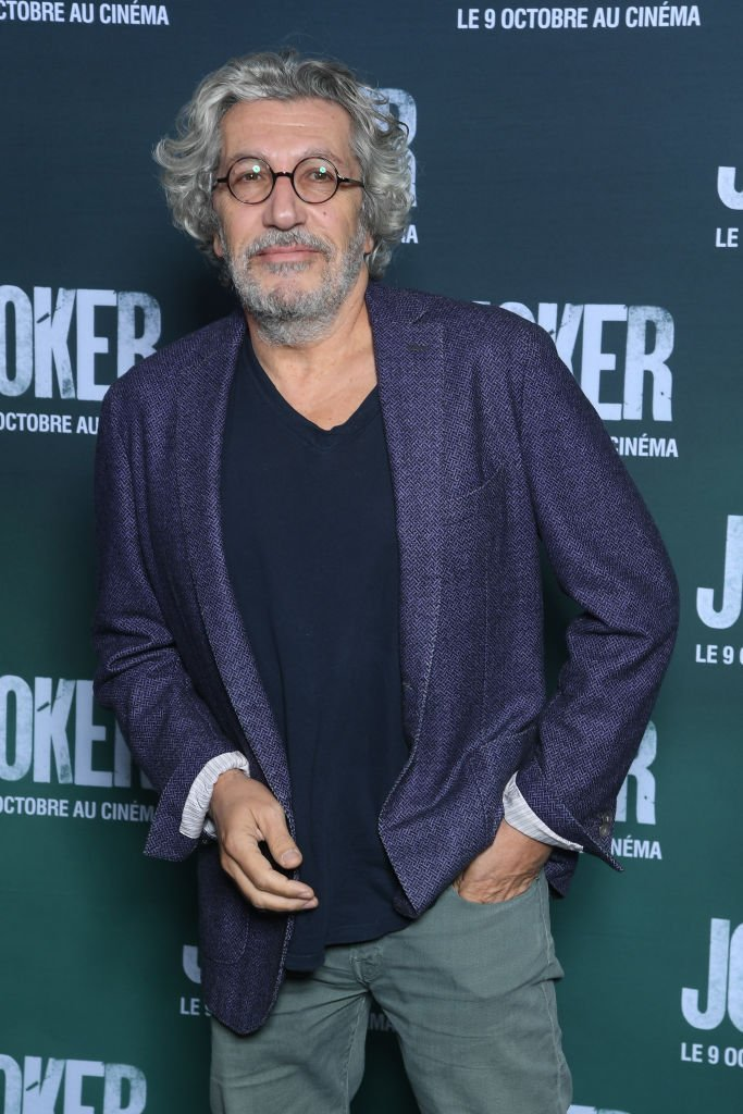 """Alain Chabat attends the """"Joker"""" Premiere at cinema UGC Normandie on September 23, 2019 in Paris, France.   Photo : Getty Images"""