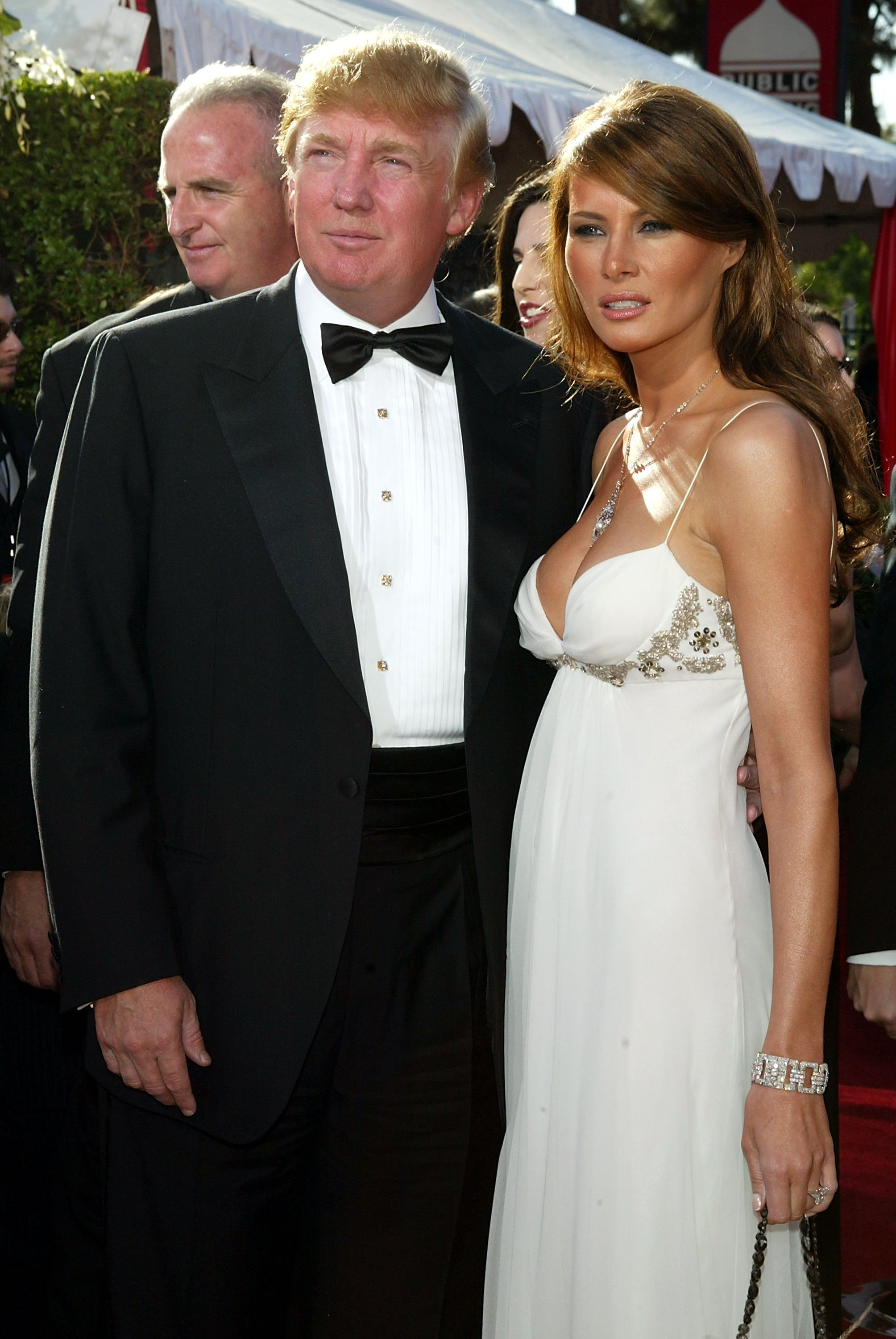 President Donald Trump and his wife Melania Trump   Photo: Getty Images