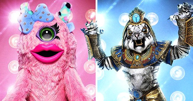 'The Masked Singer' Fans Outraged after Miss Monster Is Eliminated over White Tiger