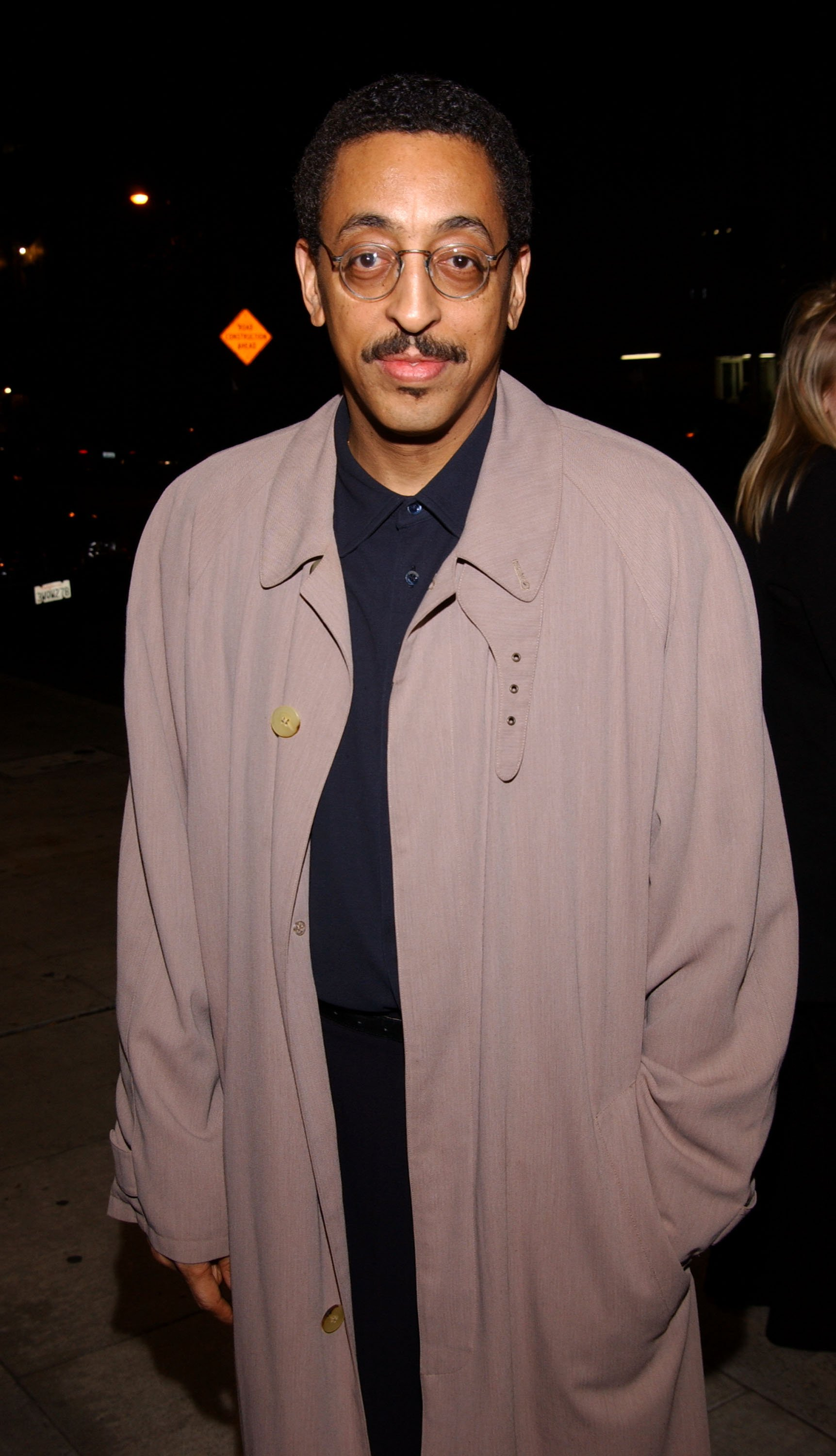 """Gregory Hines arrives at the premiere of Showtime's """"The Red Sneakers"""" on January 29, 2002. 