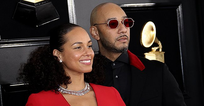 See How Swizz Beatz Reacts to His Wife Alicia Keys Washing the Dishes in a Sweet Video