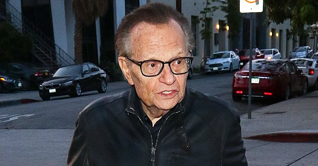 Larry King Once Revealed He Would Prefer Being Cryogenically Frozen After His Death