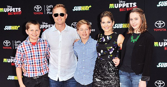Meet Candace Cameron Bure's Husband Valeri and Their 3 Kids