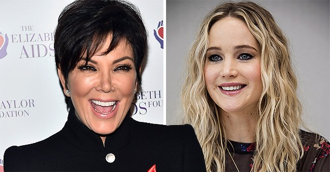 See How Kris Jenner Paid Tribute to Jennifer Lawrence on Her Birthday