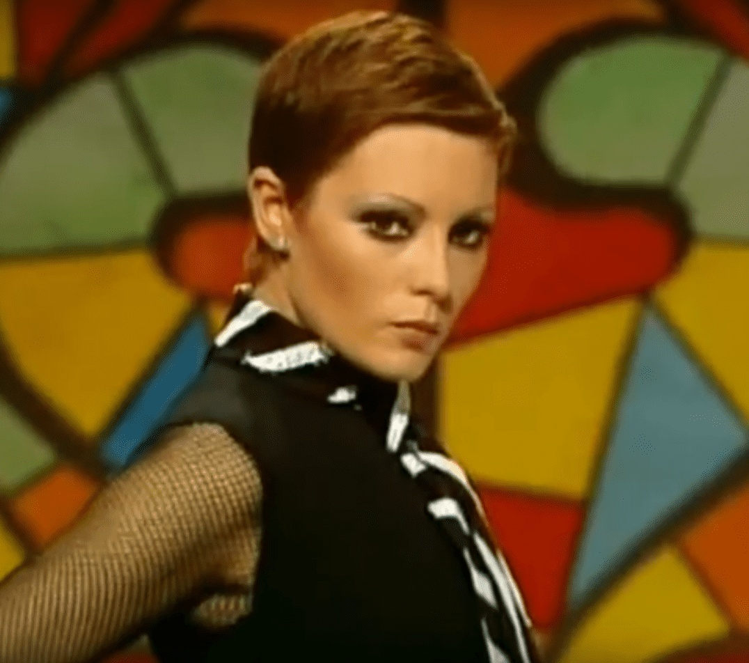 Pilar Velázquez, actriz española | Imagen: YouTube/MrLazarovfan