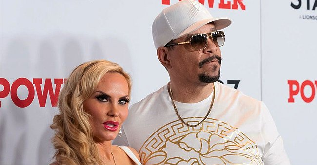 Ice-T's Wife and Daughter Show Their Resemblance in USA Flag-Print Dresses on the 4th of July