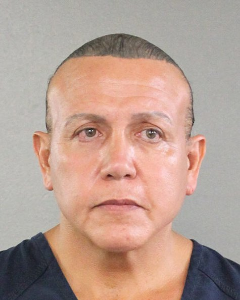 Cesar Sayoc. | Source: Getty Images.
