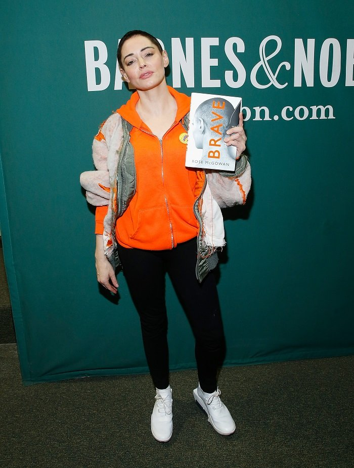 Rose McGowan l Picture: Getty Images