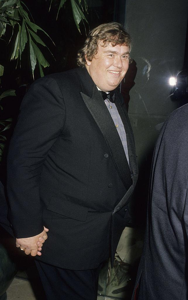 John Candy attends 18th Annual American Film Institute Lifetime Achievement Awards Honoring David Lean on March 18, 1990 at the Beverly Hilton Hotel in Beverly Hills, California | Photo: Getty Images