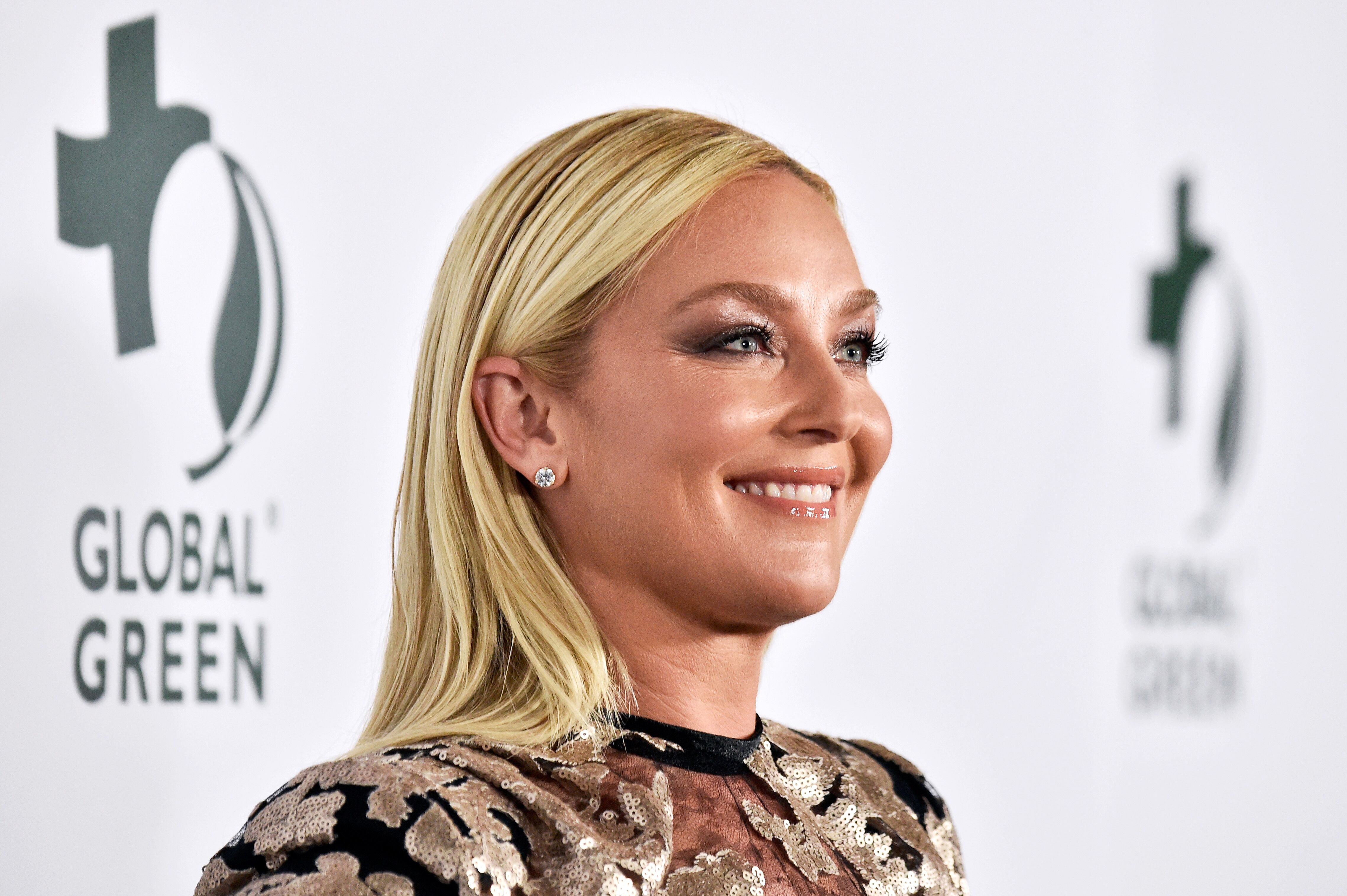 Elisabeth Rohm attends the 15th Annual Global Green Pre-Oscar Gala.   Source: Getty Images
