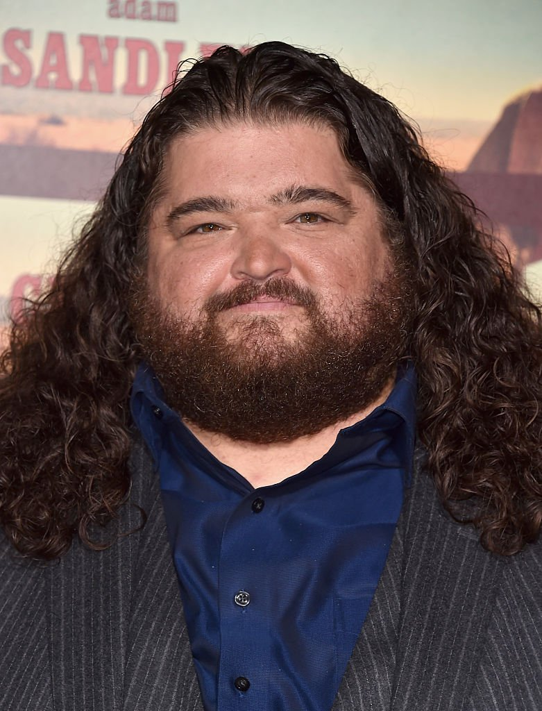 "Jorge Garcia attends the premiere of Netflix's ""The Ridiculous 6"" at AMC Universal City Walk  
