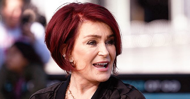 Sharon Osbourne From 'The Talk' Explains New Hair Color & Says She Was Tired of Getting It Dyed