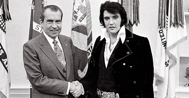 Elvis Presley and Richard Nixon — Story behind the Famous Photo of Both Men Shaking Hands