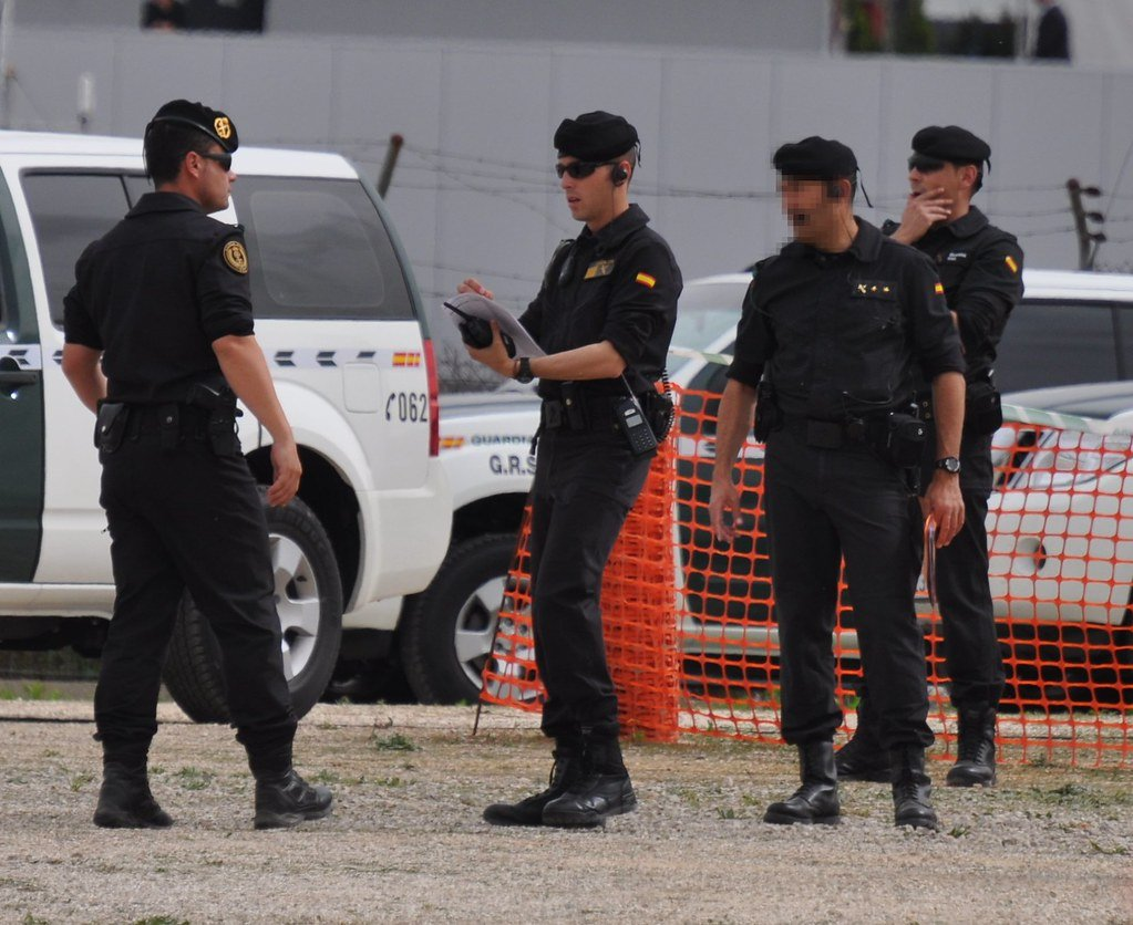Guardia Civil - Grupos Rurales de Seguridad ( G.R.S.). | Imagen: Flickr