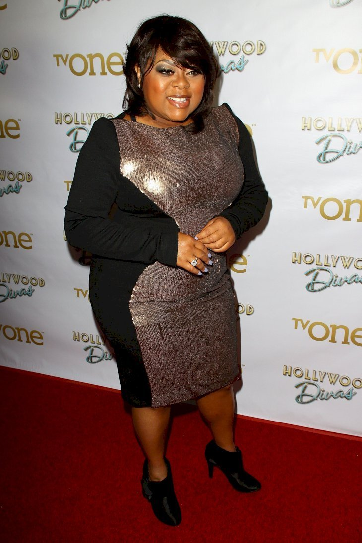 """Countess Vaughn at the premiere for TV One's """"Hollywood Divas"""" on October 7, 2014 in California 