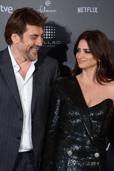 Penelope Cruz and Javier Bardem on March 7, 2018 in Madrid, Spain. | Photo: Getty Images