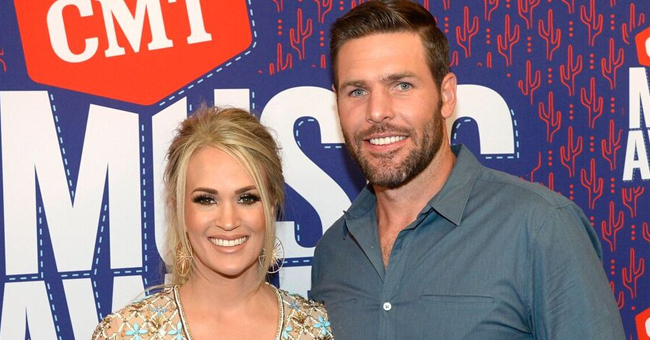 Carrie Underwood's Husband Mike Fisher Praises His Wife's Ability to Handle a Lot of Things during 'Cry Pretty' Tour