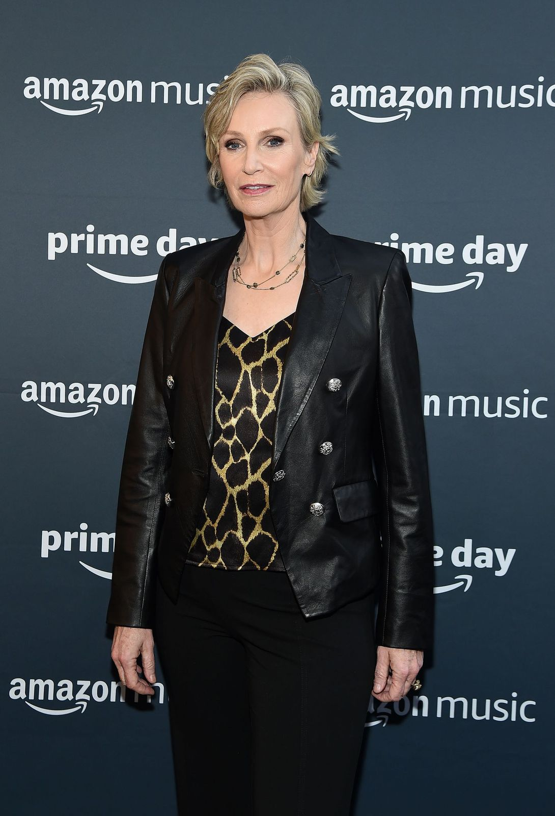 Jane Lynch at the Amazon Prime Day Concert on July 10, 2019  | Photo: Getty Images