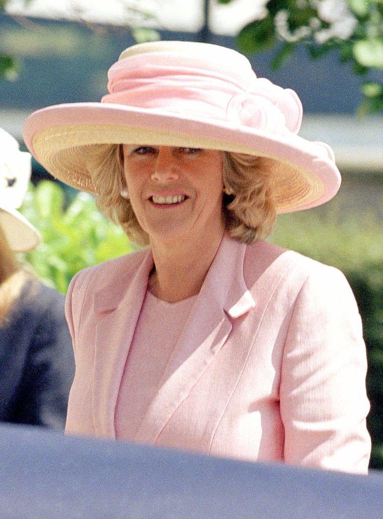 La Duchesse de Cornouailles. l Source : Getty Images