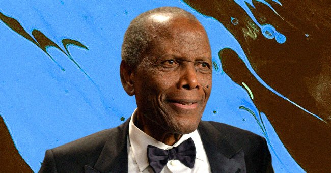 Portrait photo of Sidney Poitier. | Photo: Getty Images