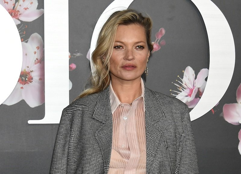 Kate Moss on November 30, 2018 in Tokyo, Japan | Photo: Getty Images