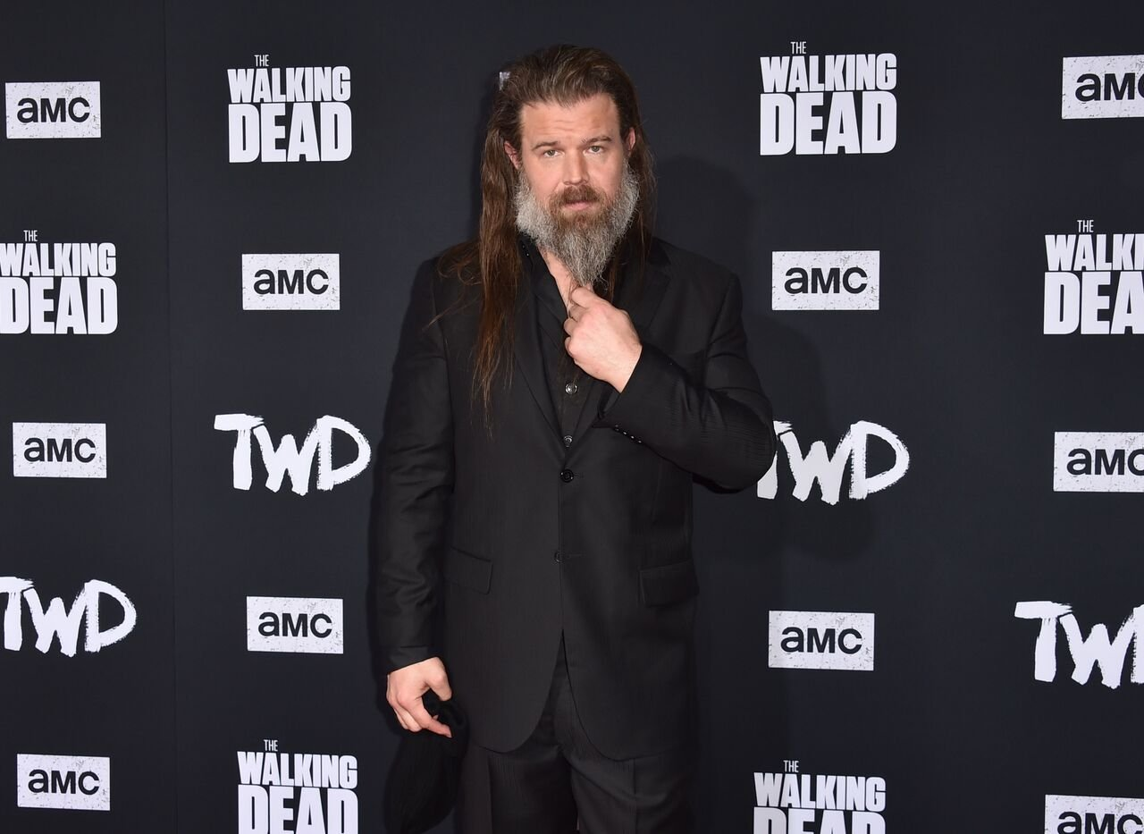 """Ryan Hurst attends the Season 10 Special Screening of AMC's """"The Walking Dead."""" 