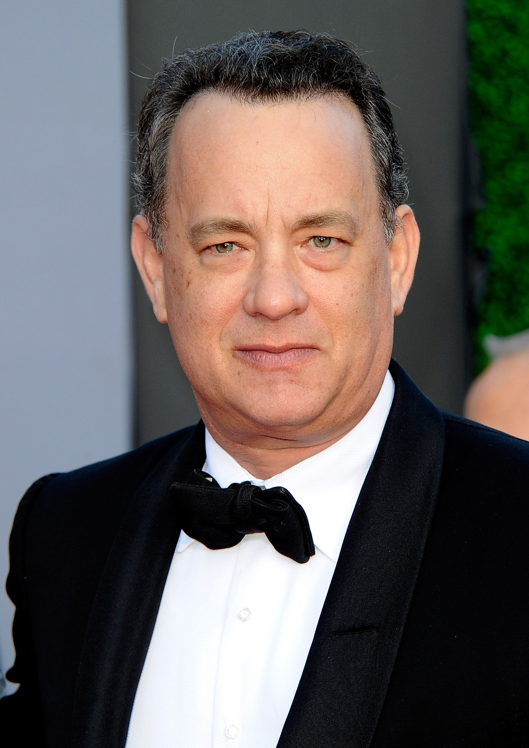 Actor Tom Hanks arrives at the BAFTA Brits To Watch event held at the Belasco Theatre  | Getty Images