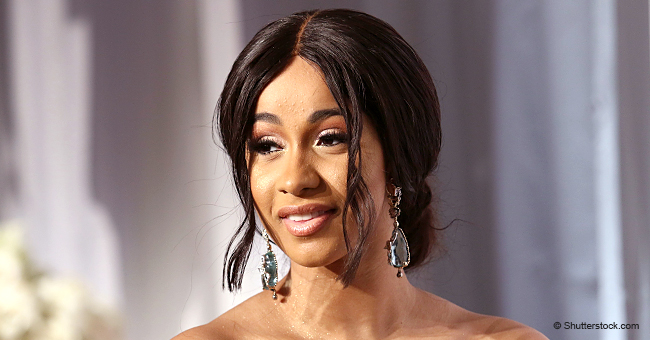 Cardi B Shares Adorable Picture of Daughter Kulture Looking Just like the Rapper's Sister