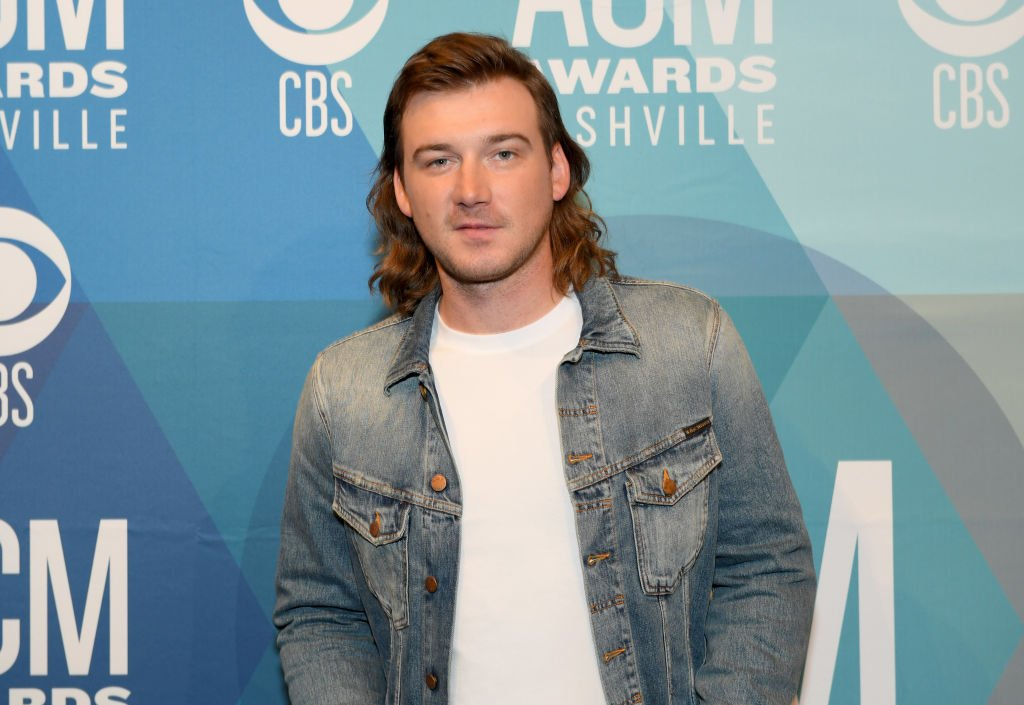Morgan Wallen at the 55th Academy of Country Music Awards at the Grand Ole Opry on September 13, 2020 | Photo: Getty Images