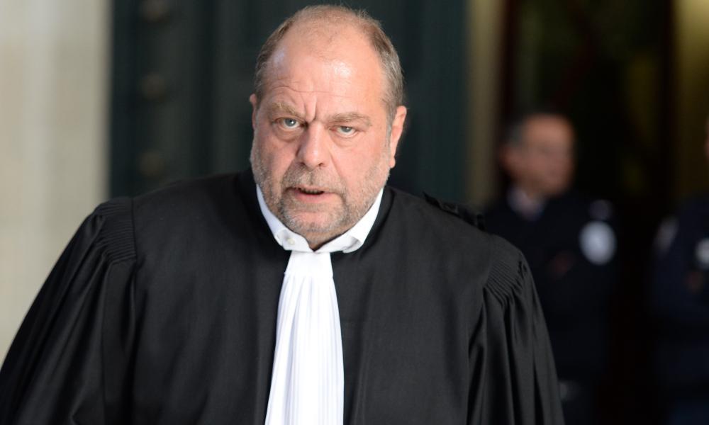 La photo de l'avocat Éric Dupond-Moretti | Source: BFMTV, Twitter