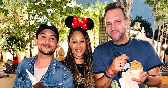 Tamera Mowry and Adam Housley Celebrate Her Brother Tahj's Birthday with Heartwarming Posts