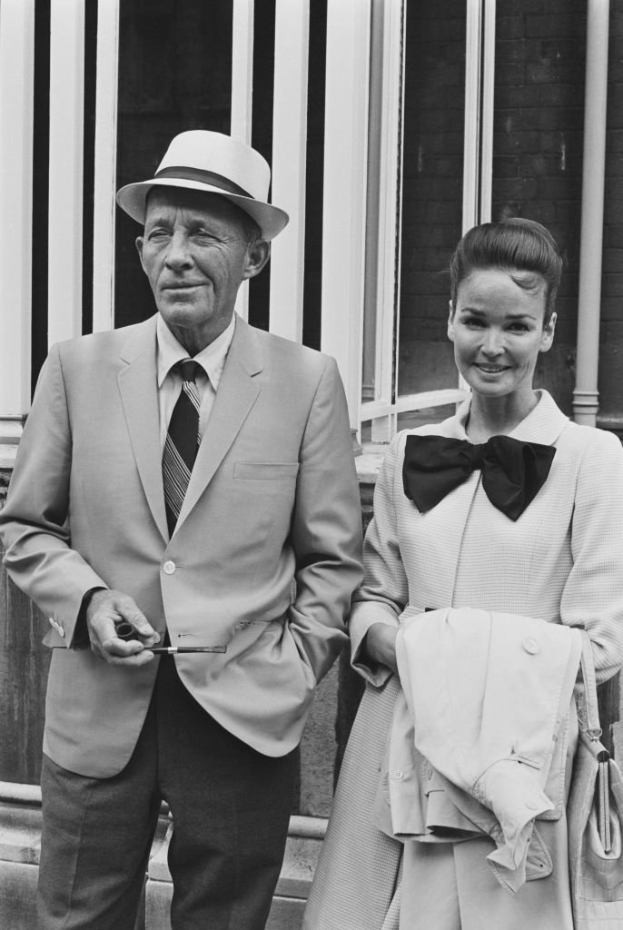 Bing Crosby (1903 - 1977) with his wife, American actress and singer Kathryn Crosby | Getty Images / Global Images Ukraine