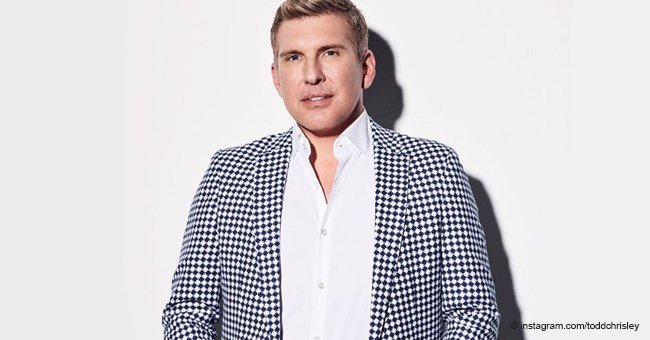 Here's how Todd Chrisley welcomed newest member of his family with a sweet snap