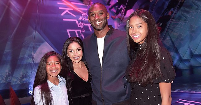 Vanessa & Kobe Bryant's Daughter Natalia Supports Foundation Helping Kids Fight Cancer in a Post