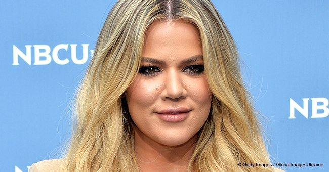 Khloé Kardashian shares adorable photo of sleeping daughter without any filters