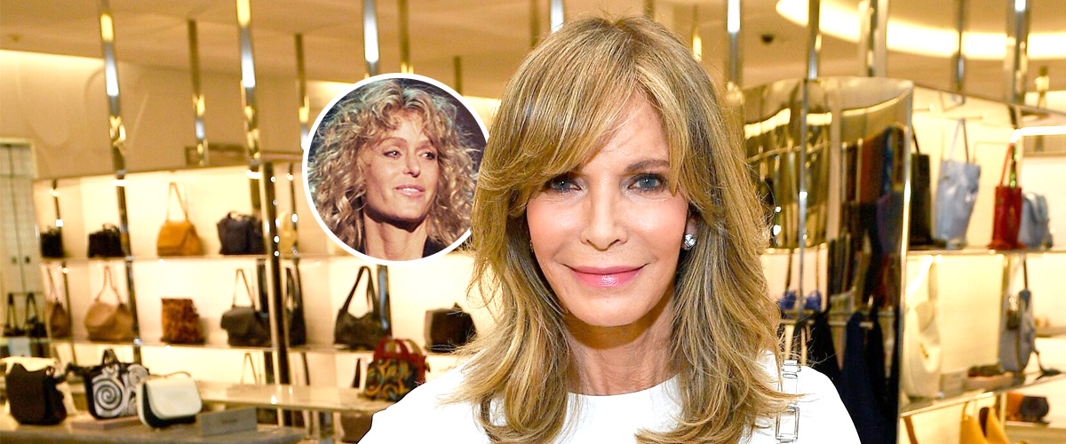 Jaclyn Smith Looks Gorgeous at the Benefit for Farrah Fawcett Foundation