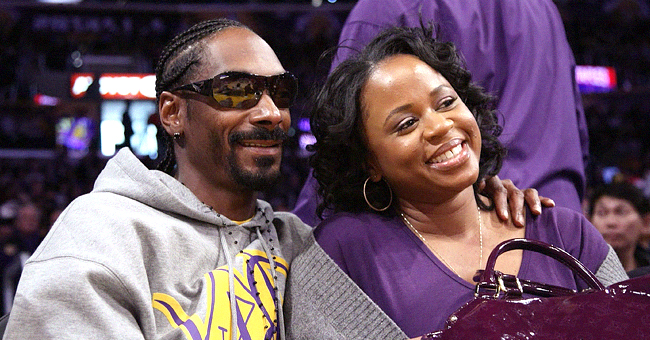 Snoop Dogg Brought Tears to Wife Shante Broadus' Eyes as He Shared Moving Video Tributes on Her Birthday