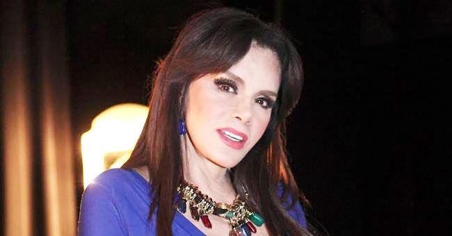 Lucía Méndez y el cambio de su imagen a lo largo de su vida