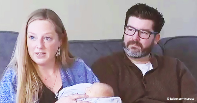 Woman Who Thought She Was Sick with Food Poisoning Gave Birth Unexpectedly to a Healthy Baby