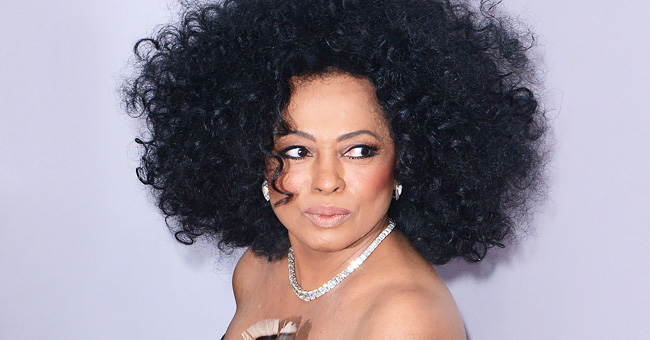 Diana Ross' Daughter Rhonda Looks Just like Her in a Concert Outfit While on Tour (Photo)
