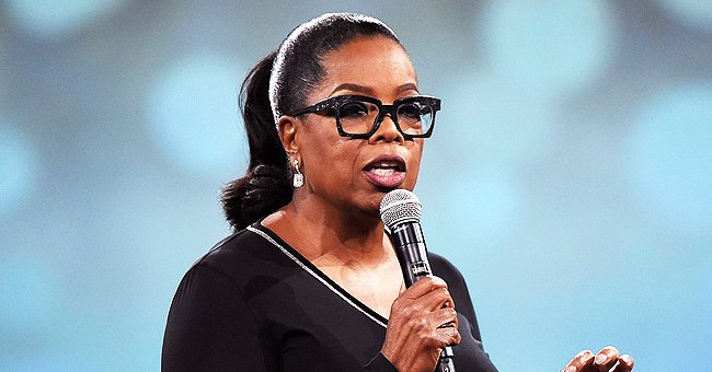 Oprah Winfrey Says COVID-19 Is Taking Devastating Toll on African-American Community