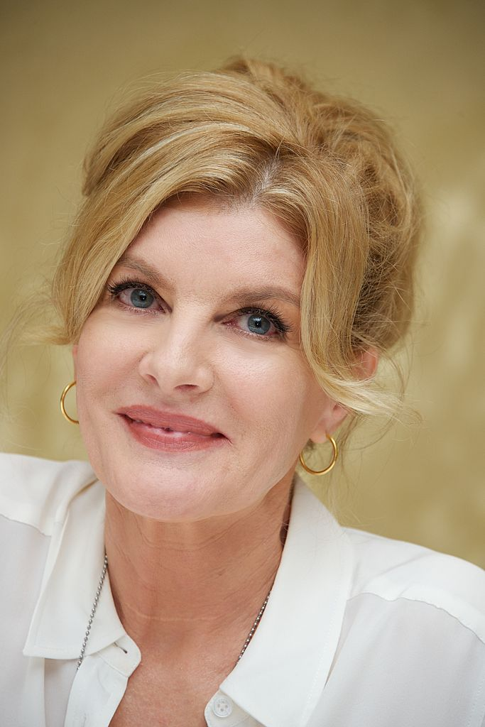 """Rene Russo at the """"Nightcrawler"""" Press Conference at The Fairmont Royal York Hotel on September 5, 2014   Photo: Getty Images"""