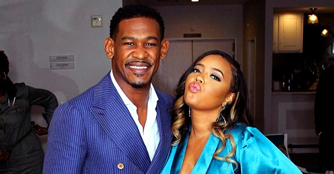 Angela Simmons' New Man Is a Boxing Champ and Cancer Survivor – Meet Daniel Jacobs