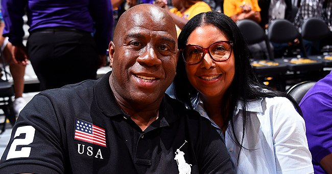 Magic Johnson's Wife Cookie Gushes over Him in a Touching Father's Day Tribute
