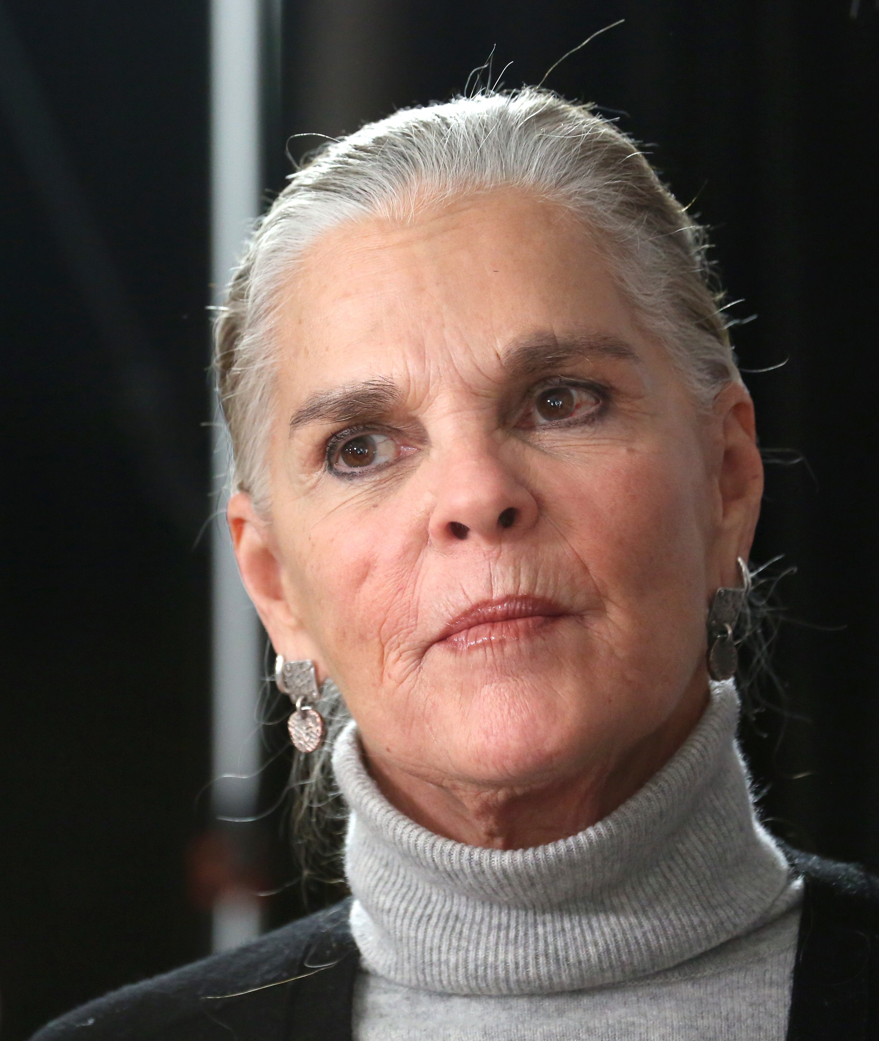 Ali MacGraw attends a photo call at The Shelter Studios Penthouse on February 24, 2015 in New York City | Photo: Getty Images