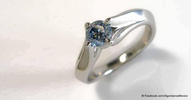 Compañía convierte a parientes fallecidos en 32.000 dólares de diamantes tras su muerte