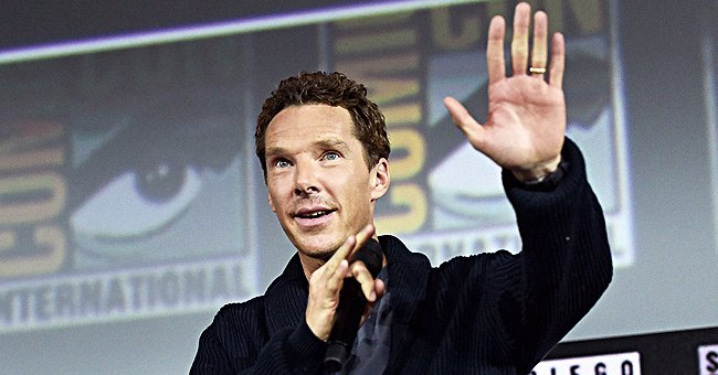 Benedict Cumberbatch at the San Diego Comic-Con International 2019 Marvel Studios Panel on July 20, 2019. | Photo: Getty Images