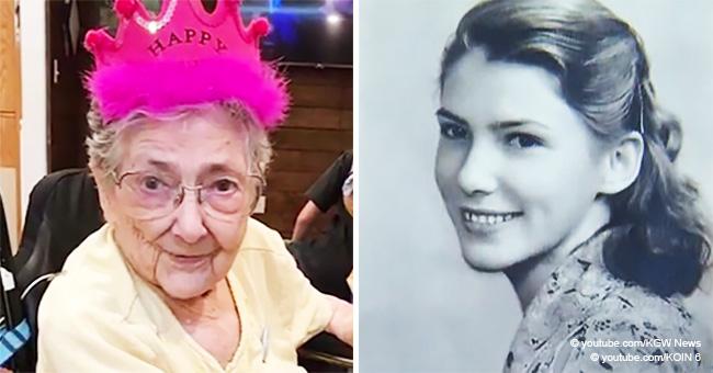 Une femme atteinte d'une maladie rare a vécu jusqu'à 99 ans, même si ses organes étaient au mauvais endroit